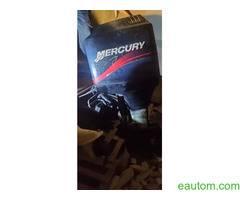 Подвесной мотор Mercury 125 (Yamaha) - Фото 9