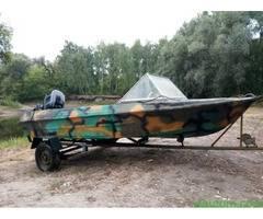 Лодка Крым с мотором - Фото 2