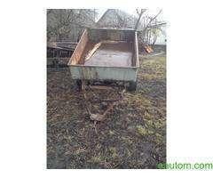 Продам прицеп к трактору - Фото 1