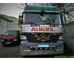 Mercedes Actros,Мерседес Актрос - Фото 2