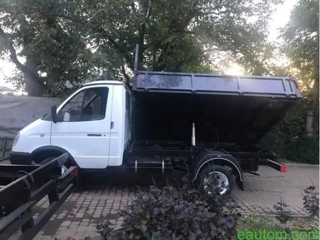 ГАЗ 3302 дизель самоскид - 2
