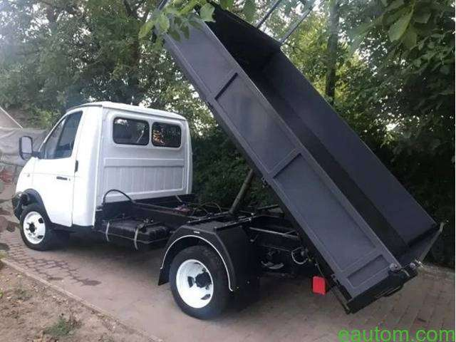ГАЗ 3302 дизель самоскид - 3