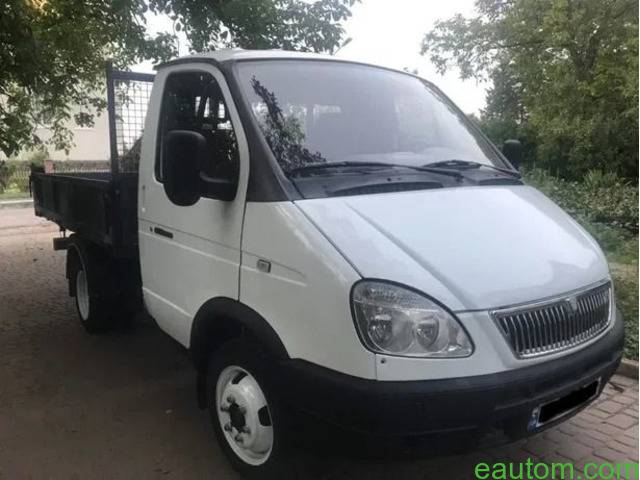ГАЗ 3302 дизель самоскид - 4