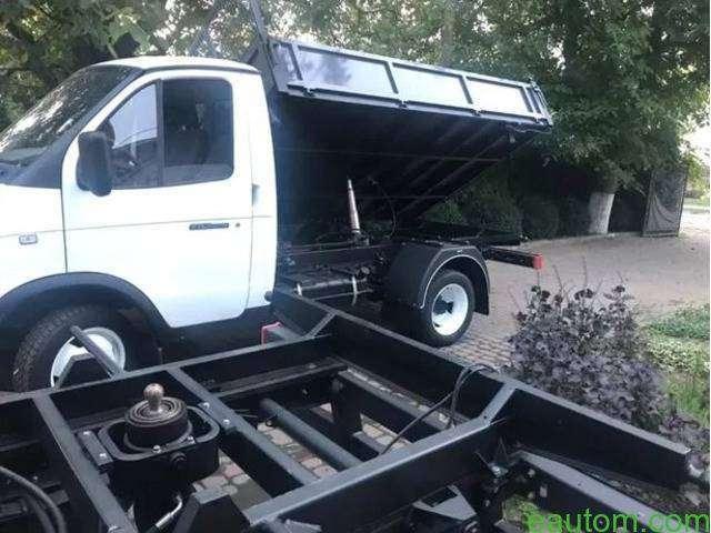 ГАЗ 3302 дизель самоскид - 6