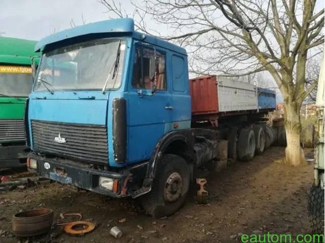 МАЗ 6303 Самосвал Колхозник - 2