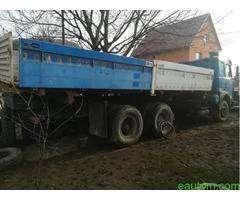 МАЗ 6303 Самосвал Колхозник - Фото 16