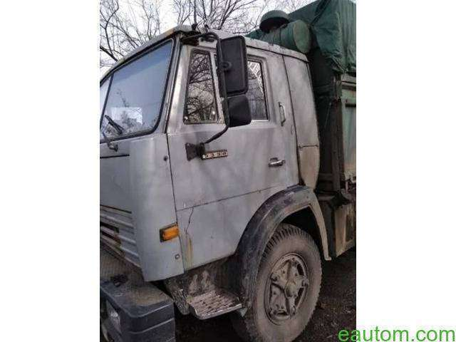 Камаз-5320 зерновоз - 2