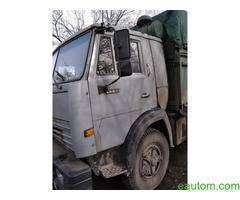 Камаз-5320 зерновоз - Фото 2