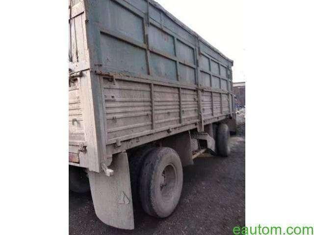 Камаз-5320 зерновоз - 3