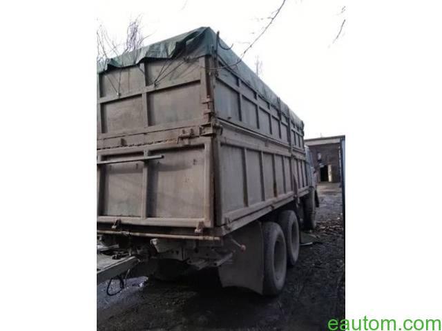 Камаз-5320 зерновоз - 6