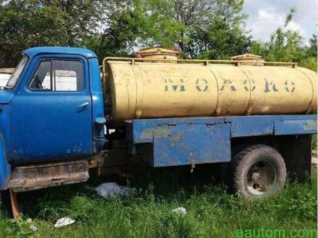 Продається молоковоз ГАЗ 53 в хорошому стані - 2