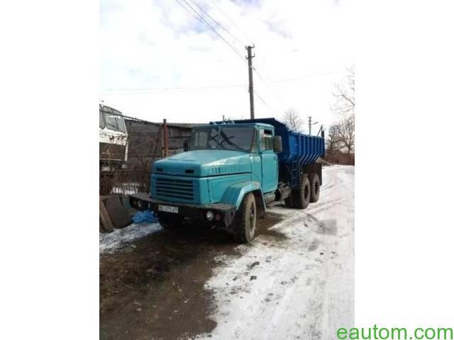 Продам КРАЗА 6510 - 6