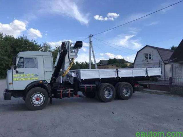 Продам Камаз 532150 PALFINGER 17500C - 2