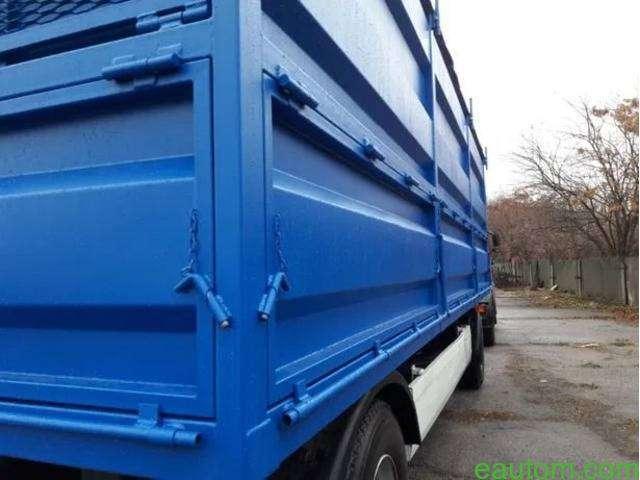 Кузов зерновоз KRONE SAF BDF - 1