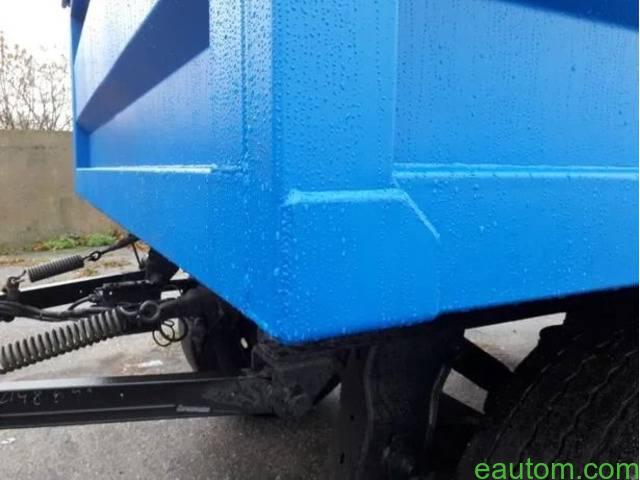 Кузов зерновоз KRONE SAF BDF - 4