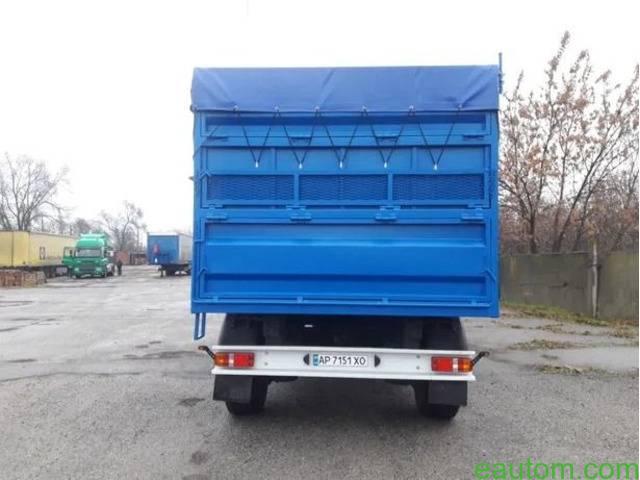 Кузов зерновоз KRONE SAF BDF - 7