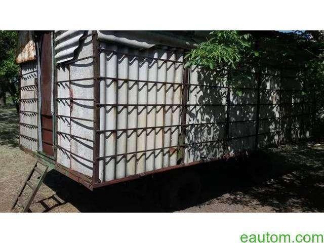 Прицеп для перевозки пчелинных ульев - 3