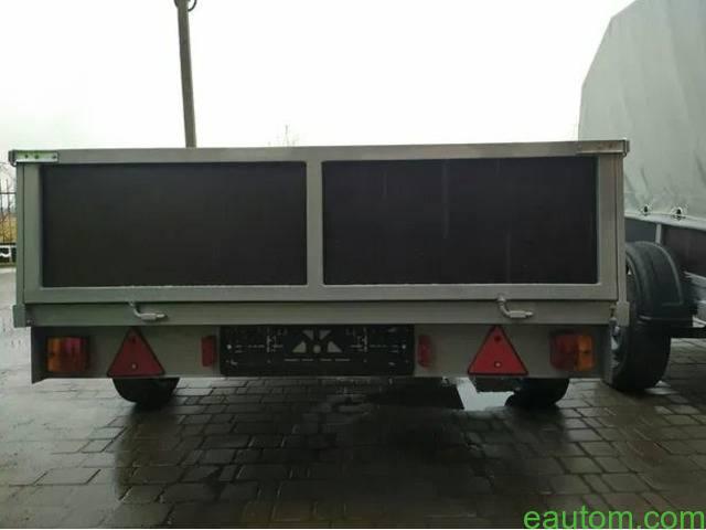 Продам причіп - 2