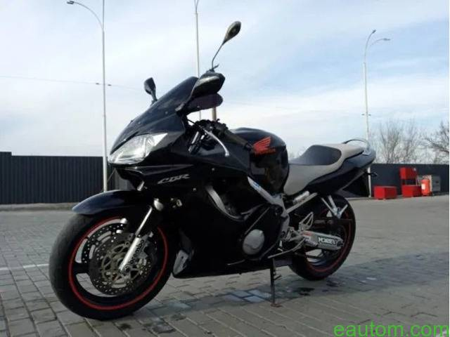 Honda CBR600F4-2000 на учете - 1