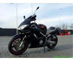 Honda CBR600F4-2000 на учете - Фото 1