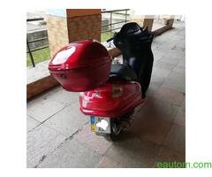 Скутер 150 куб - Фото 3