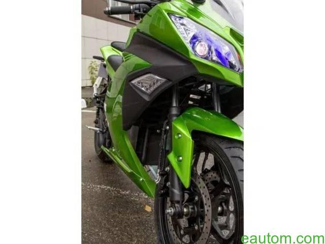 Электромотоцикл Ninja - 2