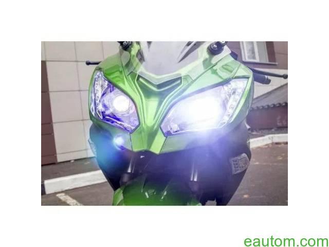 Электромотоцикл Ninja - 4