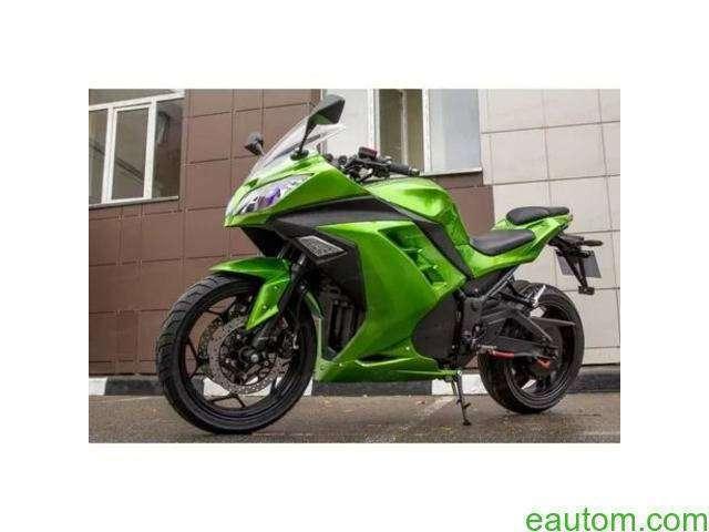 Электромотоцикл Ninja - 5