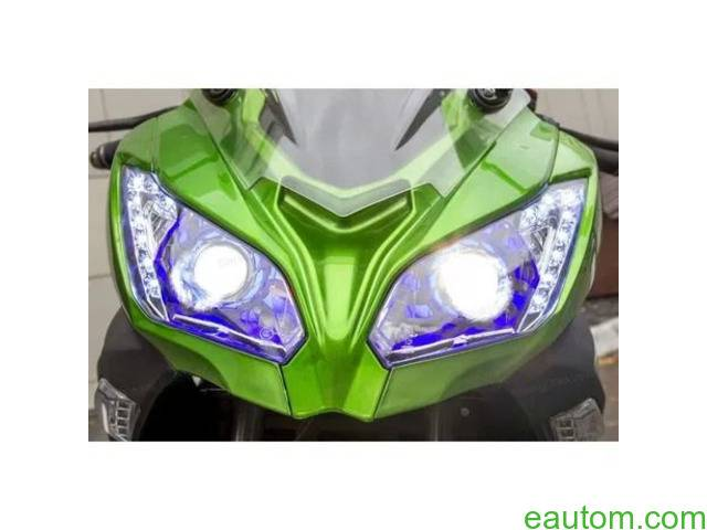 Электромотоцикл Ninja - 8
