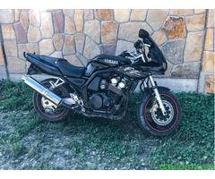 Срочно!!Yamaha FZ400