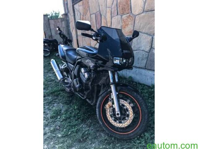 Срочно!!Yamaha FZ400 - 3