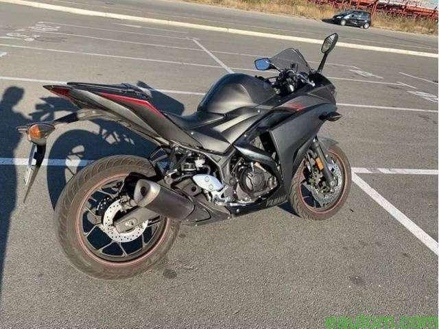 Мотоцикл Yamaha R3 - 2
