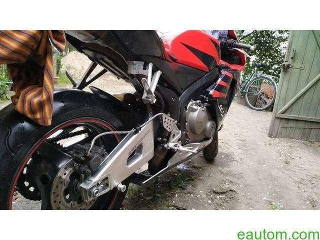 Обмен Honda cbr 600 rr - 7