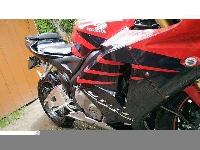Обмен Honda cbr 600 rr - 8