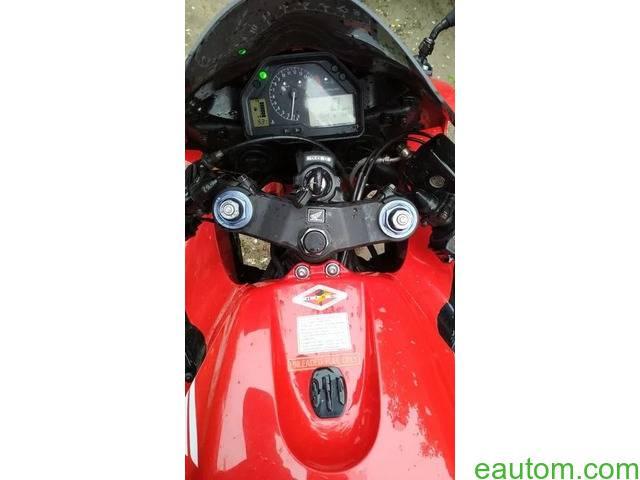 Обмен Honda cbr 600 rr - 10