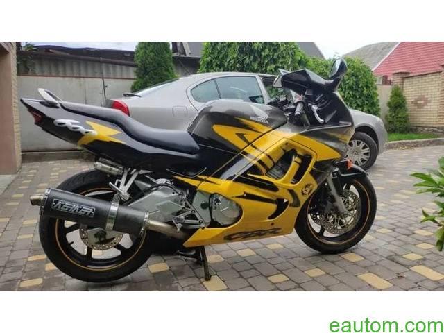 Продам Honda cbr 600 f3 ( не Kawasaki, Suzuki, Yamaha,) - 8
