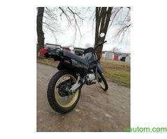 Yamaha dt 50 mx мото кросс - Фото 2
