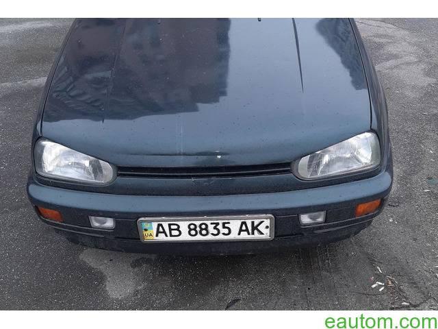 Volkswagen Golf III 1995 года - 1
