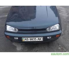 Volkswagen Golf III 1995 года