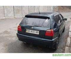 Volkswagen Golf III 1995 года - Фото 3