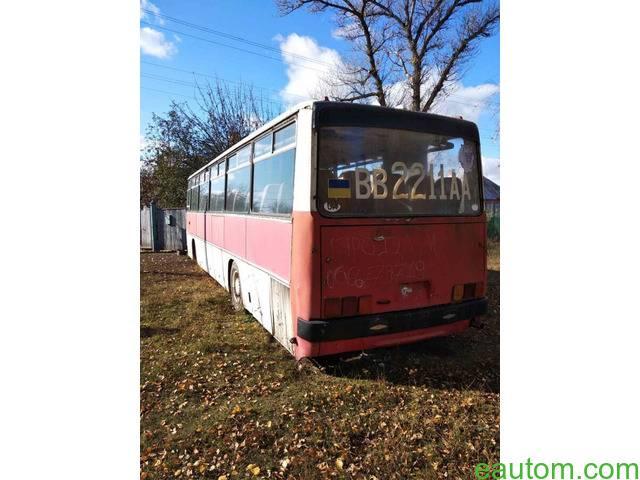 Автобус пассажирский Икарус 256 - 3