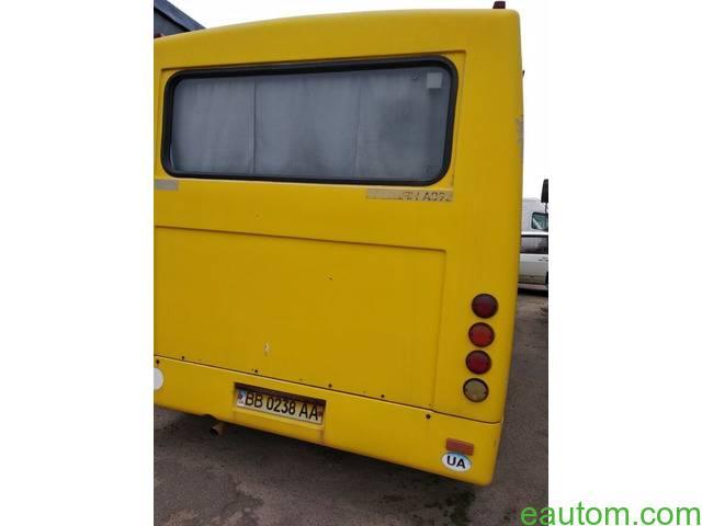 Автобус пассажирский Икарус 256 - 8