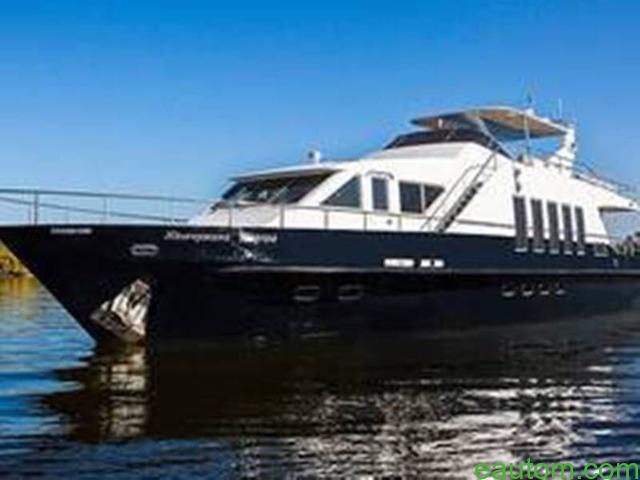 Яхта VIP класса - 1