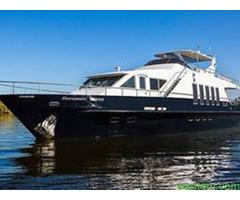 Яхта VIP класса - Фото 1