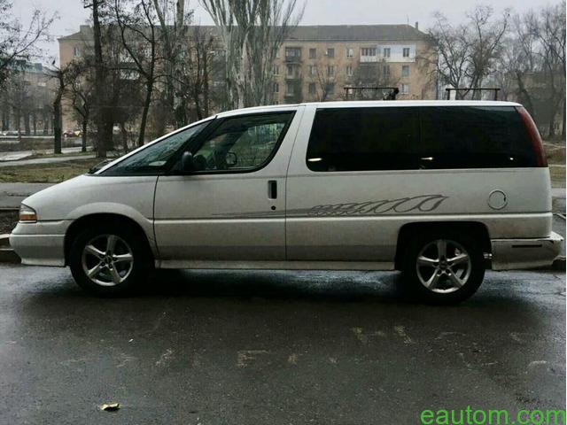 Chevrolet Lumina - 1