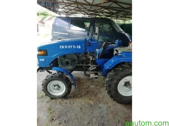 Продам мини трактор скаут т 18 - 3