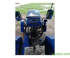 Продам мини трактор скаут т 18 - Фото 4