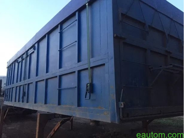 Зерновоз кузов BDF - 1