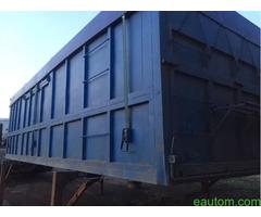 Зерновоз кузов BDF - Фото 1