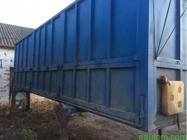 Зерновоз кузов BDF - 5
